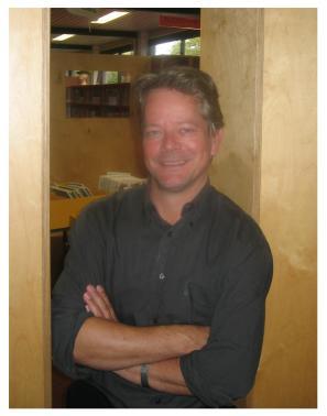 Erno de Groot, directeur bibliotheek Eemland