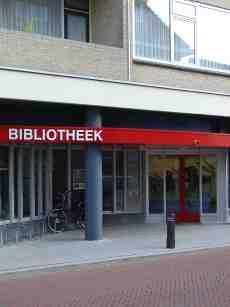 bibliotheek baarn